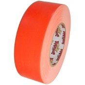 "2"" Fluorescent Orange Gaffer's Tape"