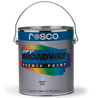 Rosco O/B Lemon Yellow 1gal