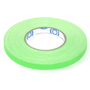 "1/2"" Fl. Green Spike Tape"