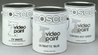 Rosco Video Ulti Blue 5 gallon