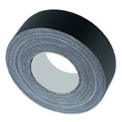 "2"" Black Gaffers Tape"