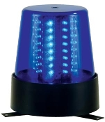 "6"" Police Beacon, Blue"